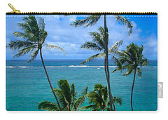 Majestic Palm Trees Carry-all Pouch