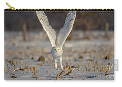 Majestic Snowy Carry-all Pouch