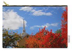 Carry-all Pouch featuring the photograph Majesty by Lynn Bauer