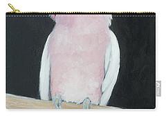 Major Mitchell Cockatoo Carry-all Pouch by Jan Matson