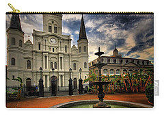 Carry-all Pouch featuring the photograph Make A Wish by Robert McCubbin