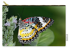 Malay Lacewing Butterfly Carry-all Pouch