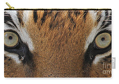 Malayan Tiger Eyes Carry-all Pouch