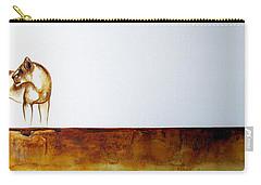 Lioness - Original Artwork Carry-all Pouch