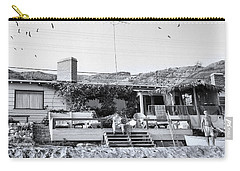 Malibu Beach House - 1960 Carry-all Pouch