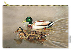 Mallards Carry-all Pouch