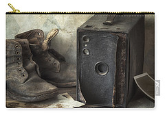 Carry-all Pouch featuring the photograph Mama's Memories by Amy Weiss