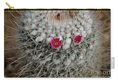 Mammillaria Geminispina Carry-all Pouch
