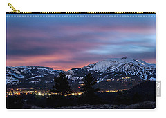 Mammoth At Night Carry-all Pouch