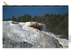 Mammoth Hot Springs 1 Carry-all Pouch