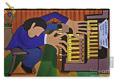 The Organist Carry-all Pouch