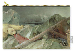Man Proposes, God Disposes, 1864 Carry-all Pouch
