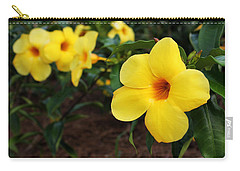 Mandevilla Carry-all Pouch