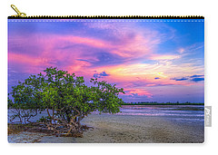 Mangrove By The Bay Carry-all Pouch by Marvin Spates