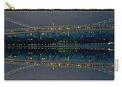 Manhattan Bridge New York Carry-all Pouch