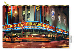 Rockettes Photographs Carry-All Pouches