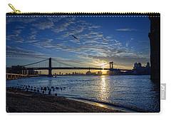 Manhattan Sunset Carry-all Pouch
