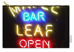 Maple Leaf Bar Carry-all Pouch