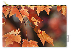 Maple Leaves II Carry-all Pouch