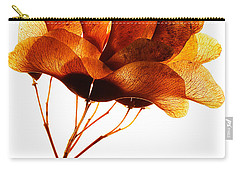 Maple Seed Pod Cluster Carry-all Pouch