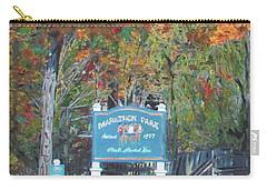 Marathon Park Carry-all Pouch