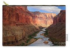 Marble Canyon - April Carry-all Pouch by Inge Johnsson