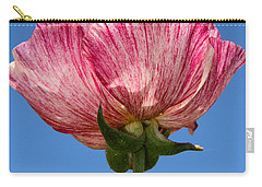 Marbled Mable Ranunculus Flower By Diana Sainz Carry-all Pouch