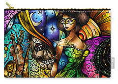 Mardi Gras 2014 Carry-all Pouch