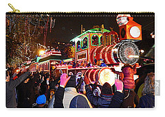 New Orleans Mardi Gras 2014 Orpheus Super Float Smokey Mary Carry-all Pouch