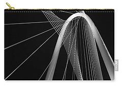 Margaret Hunt Hill Bridge Dallas Texas Carry-all Pouch