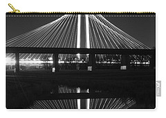 Margaret Hunt Hill Bridge Reflection Carry-all Pouch