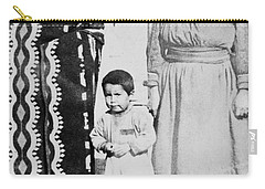 Maria Martinez (1887-1980) Carry-all Pouch by Granger