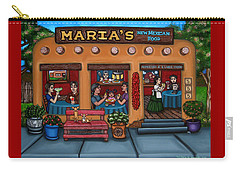 Maria's New Mexican Restaurant Carry-all Pouch