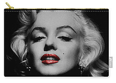 Marilyn Monroe 3 Carry-all Pouch