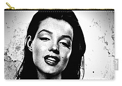 Marilyn Monroe--brunette Carry-all Pouch