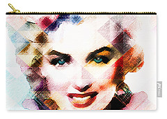 Marilyn Monroe Pastel Carry-all Pouch