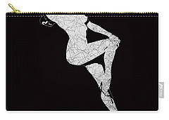 Marilyn Monroe The Lightning Carry-all Pouch