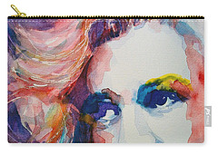 Marilyn No11 Carry-all Pouch by Paul Lovering