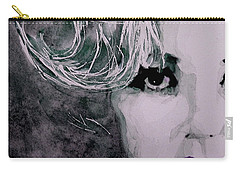 Marilyn No9 Carry-all Pouch by Paul Lovering