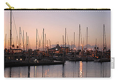 Marina Sunrise 12 Carry-all Pouch by Leticia Latocki