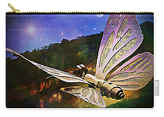 Mariposa Galactica Carry-all Pouch