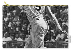 Maris Hits 52nd Home Run Carry-all Pouch by Underwood Archives