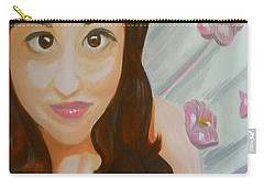 Marisela Carry-all Pouch by Marisela Mungia