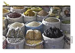 Market - Cusco Peru Carry-all Pouch