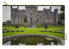 Markree Castle In Ireland's County Sligo Carry-all Pouch