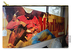 Marlboro Man Carry-all Pouch