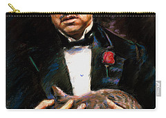 Marlon Brando The Godfather Carry-all Pouch