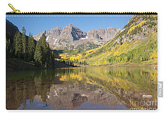 Maroon Bells In Autumn Carry-all Pouch