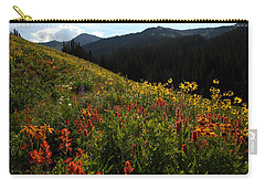 Maroon Bells Wilderness Carry-all Pouch