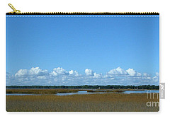 Marsh In Panacea Florida Carry-all Pouch